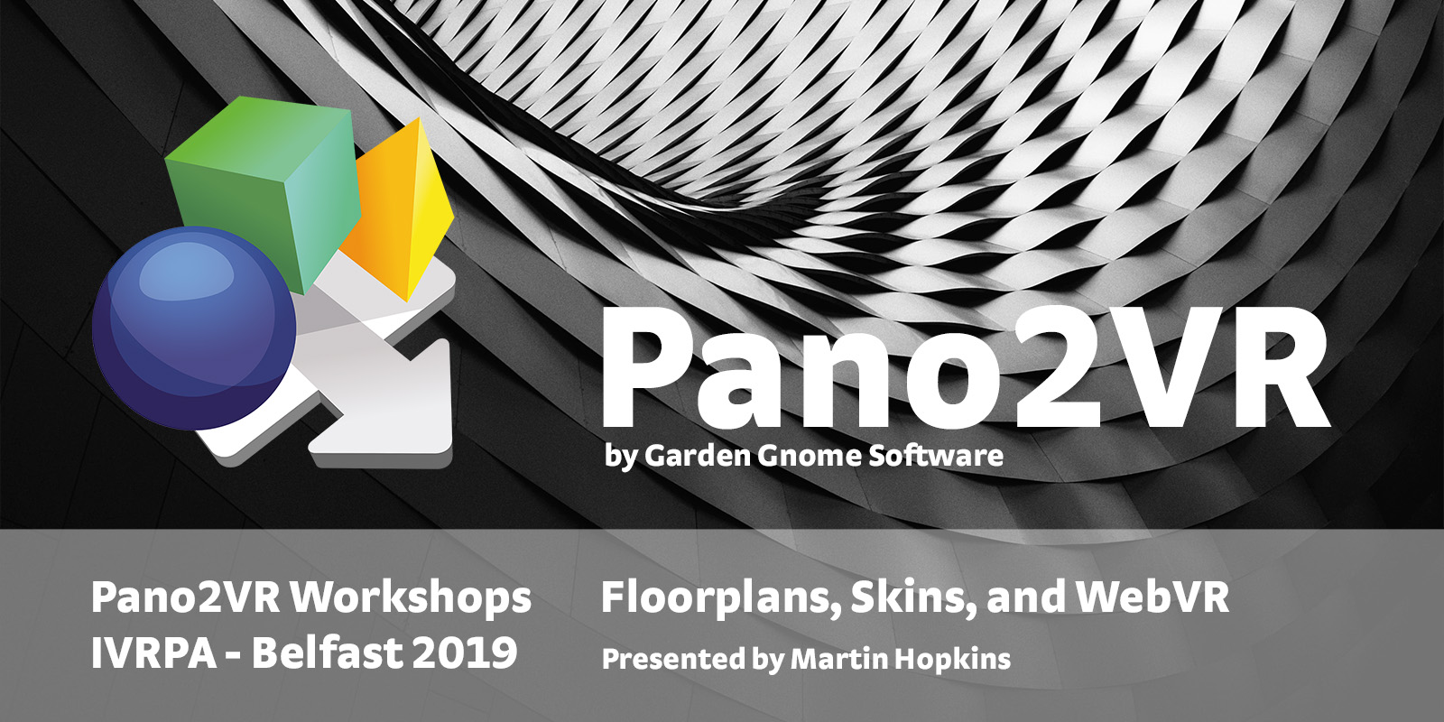 Pano2VR Workshops