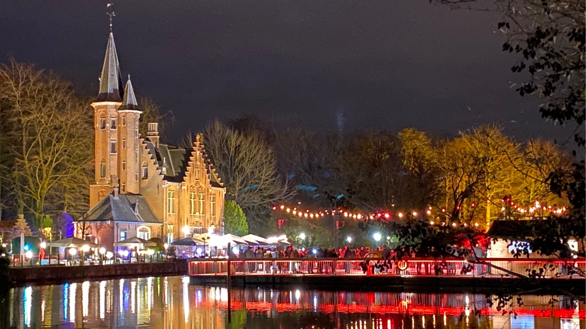 Christmas Market in Brugge 2019