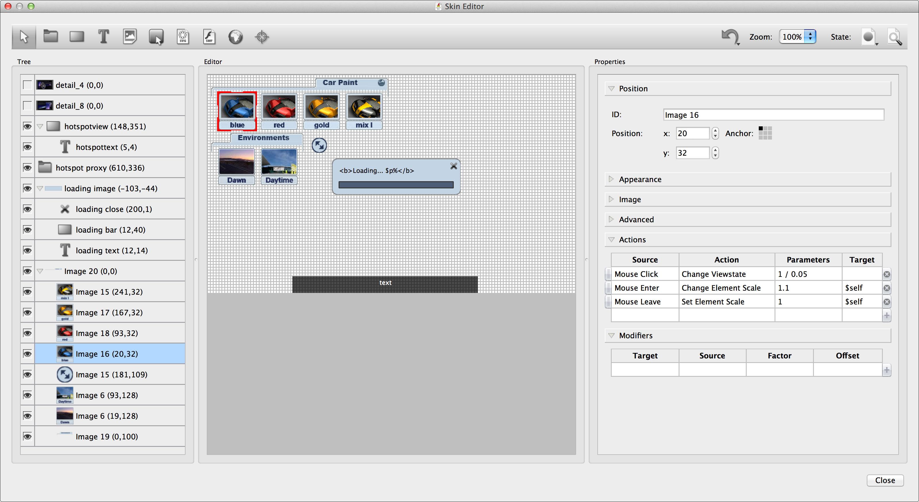 Object2VR full screenshot