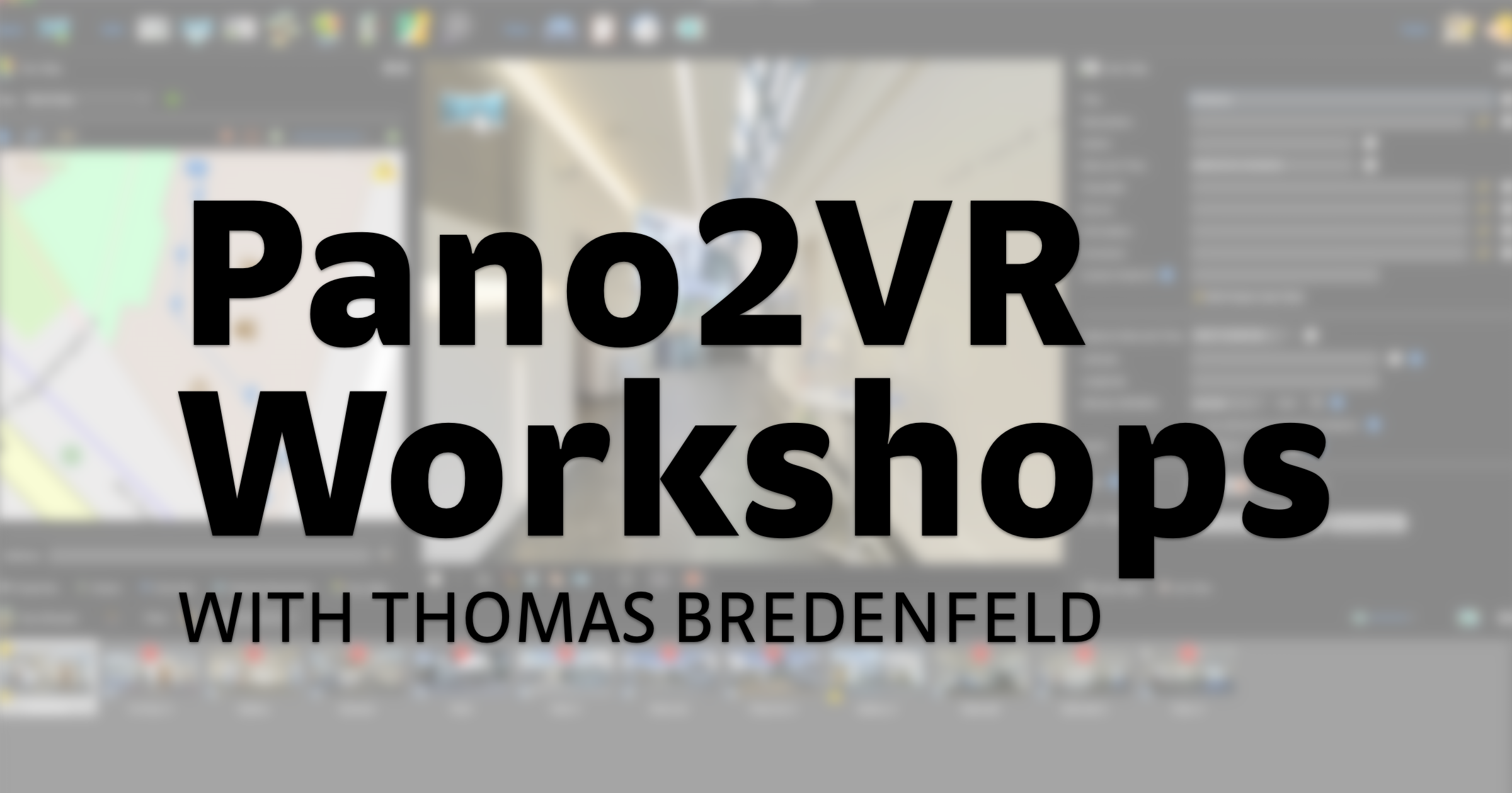 Workshops with Thomas Bredenfeld