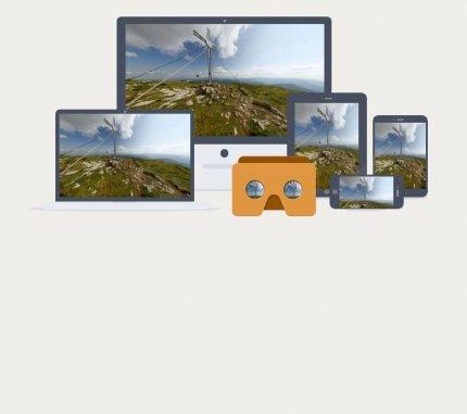 Pano2VR - Create Virtual Tours   Garden Gnome Software
