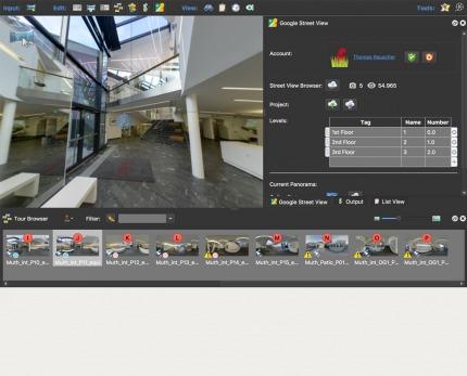 Pano2VR x64 screenshot