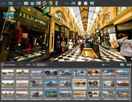 Pano2VR for Mac 5.2.4 序号版 – 全景图制作应用-麦氪派