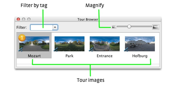 Tour Browser