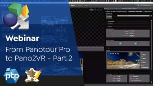From Panotour Pro to Pano2VR | Part 2