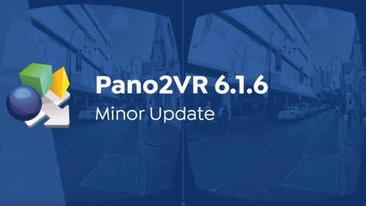 Pano2VR 6.1.6 and the 2020 Pano Awards